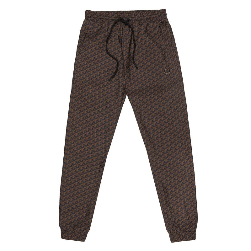 Louvre Jogger - Black/Brown