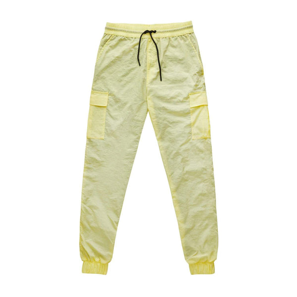 Nylon Utility Jogger - Yellow