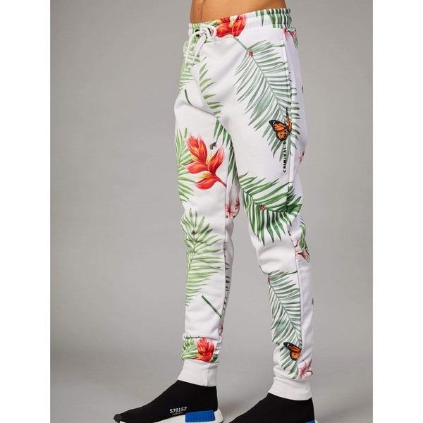 Palm Jogger - White/Multi