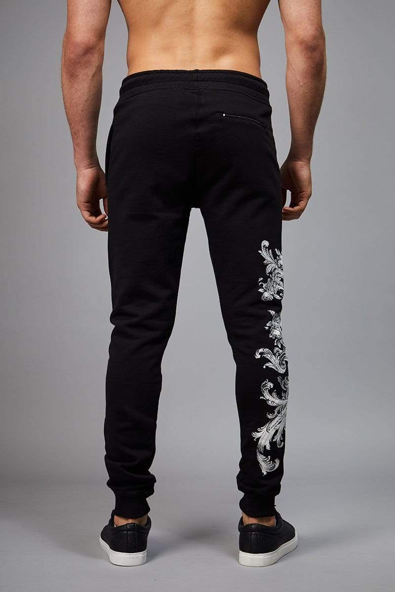 Criminal Damage JOGGERS Paulo Jogger - Black