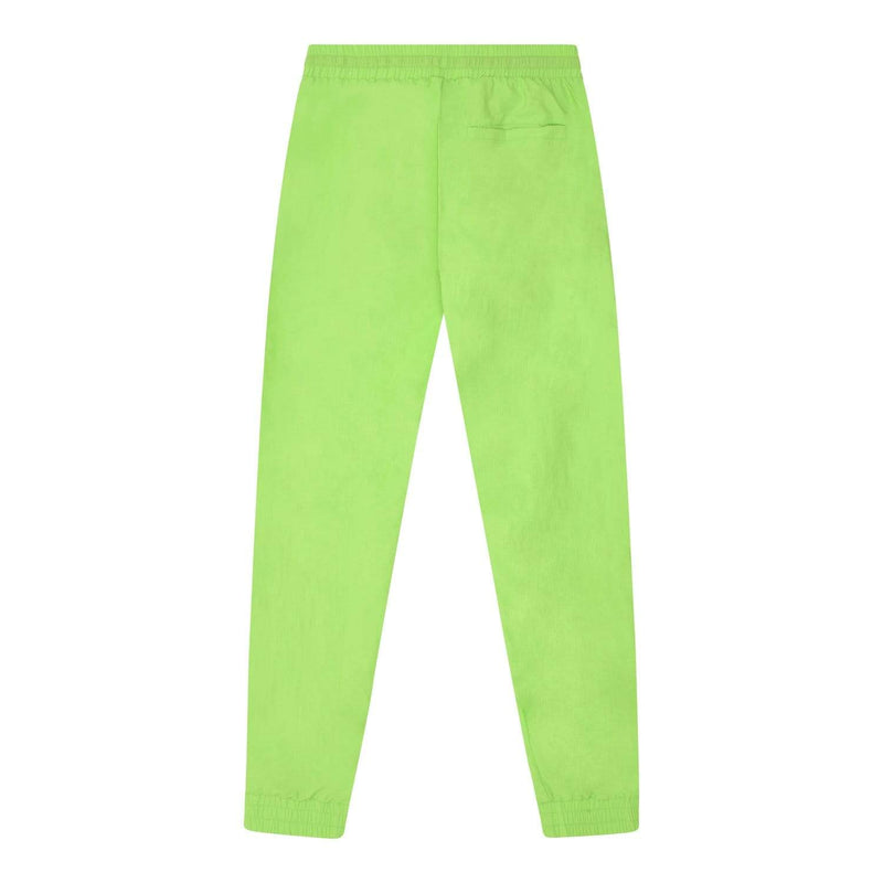 Criminal Damage JOGGERS Racer Nylon Jogger - Neon Green
