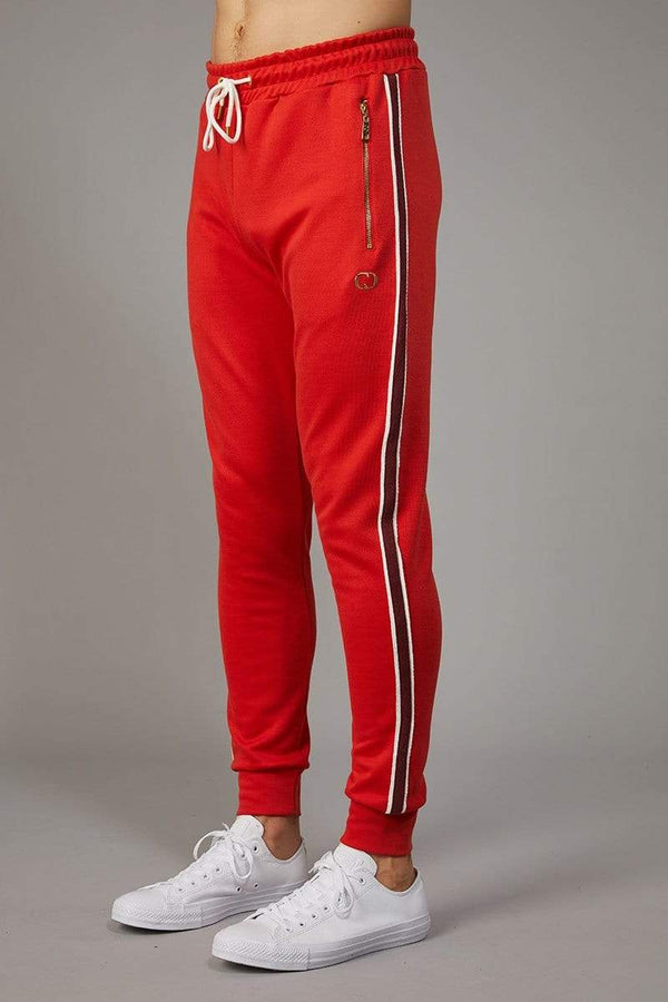 Criminal Damage JOGGERS Red / XS Wise Jogger - Red