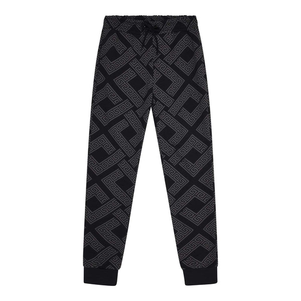 Criminal Damage JOGGERS Roman Jogger - Black/Grey