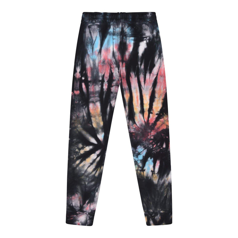 Simple Type Tie Dye Jogger - Multi