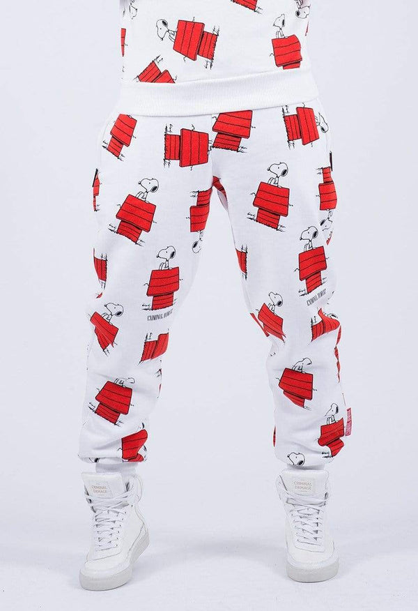 Criminal Damage JOGGERS Snoopy Jogger