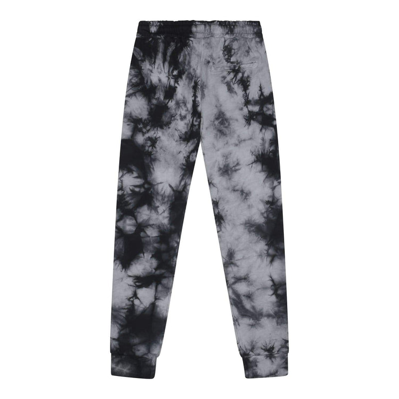 Criminal Damage JOGGERS Splash Tie Dye Jogger - Black