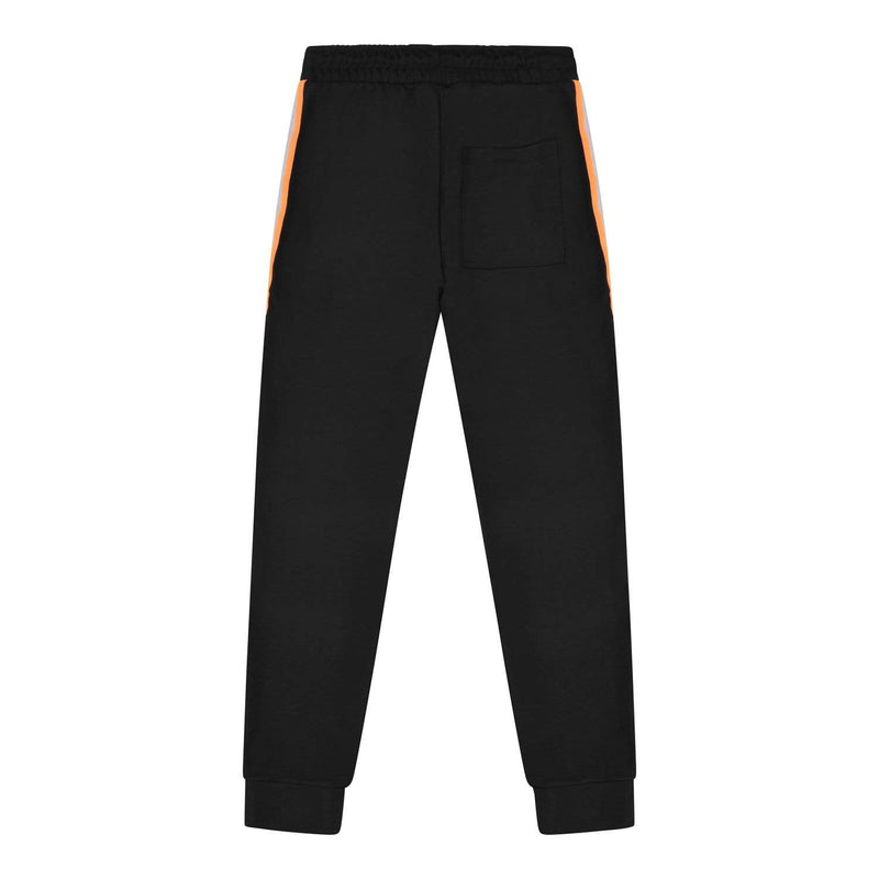 Wise Jogger - Black/Reflective Orange