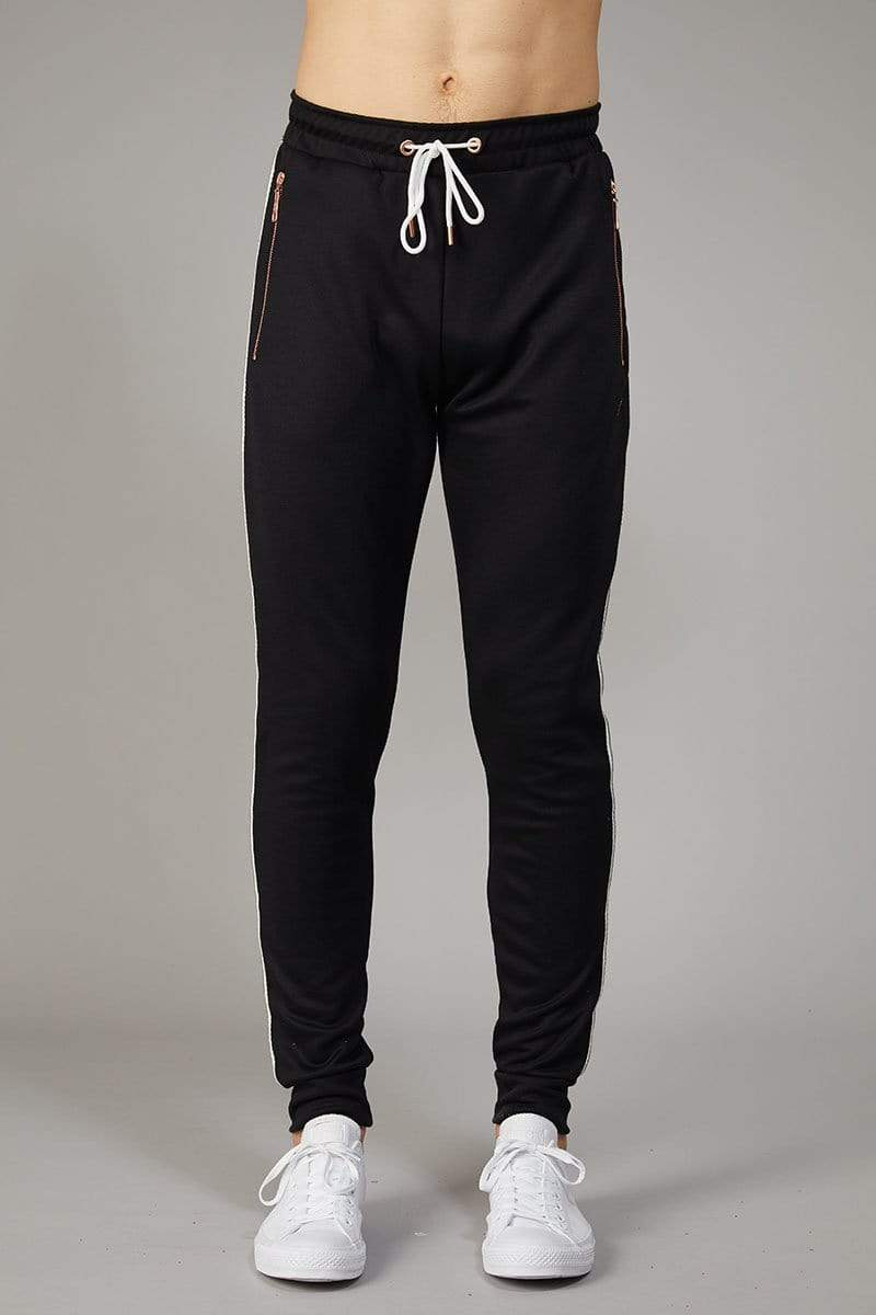 Criminal Damage JOGGERS Wise Jogger - Black/Green