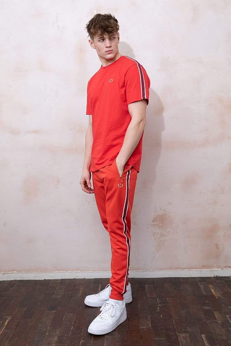 Criminal Damage JOGGERS Wise Jogger - Red