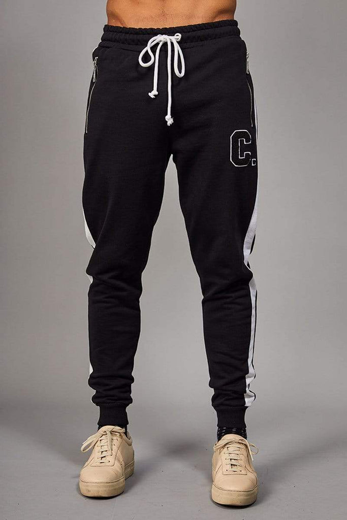 Criminal Damage JOGGERS XS / BLACK Campus Jogger