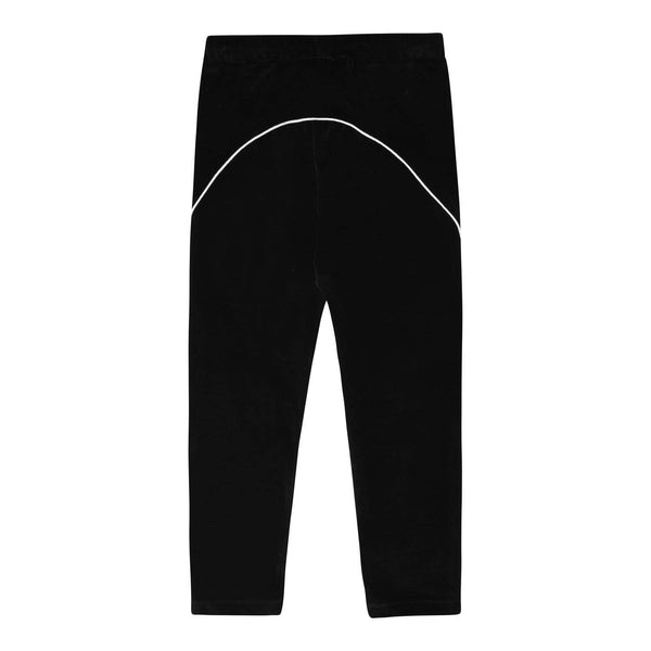 Velour Legging - Black