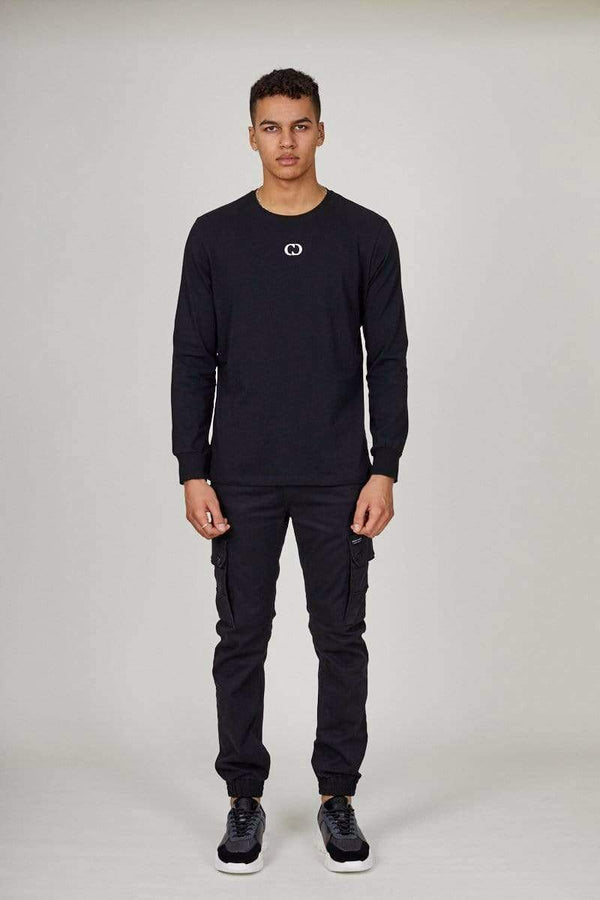 Criminal Damage Longsleeve Essential LS Tee