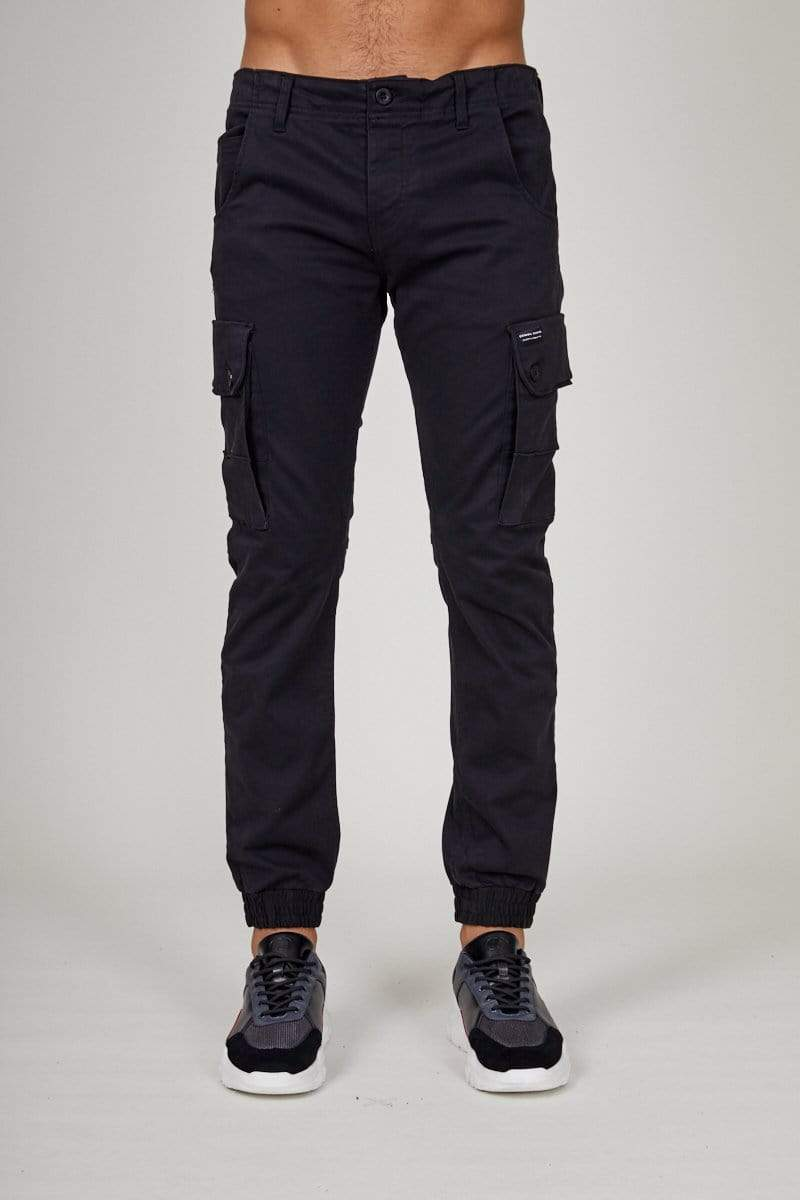 Criminal Damage Pants Cargo Pant - Black