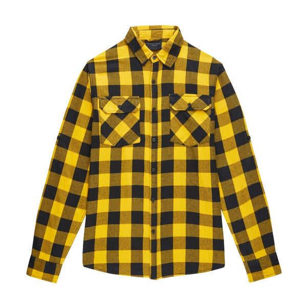 JACK SHIRT - YELLOW