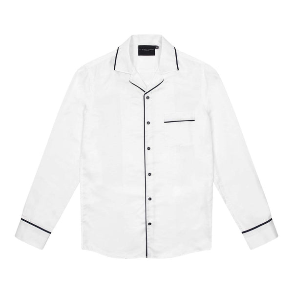 Criminal Damage SHIRT Ray Shirt-White