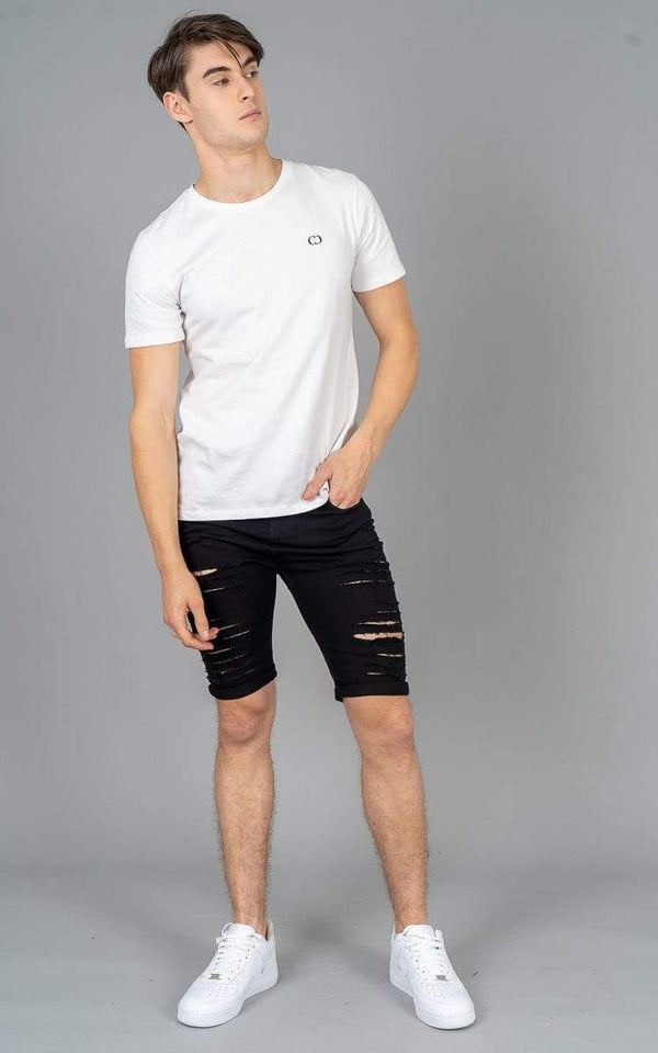 Criminal Damage SHORTS Camden Short - Black