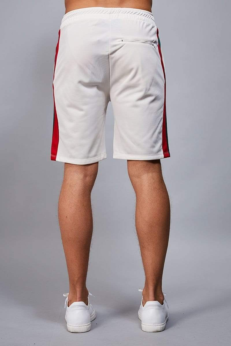 Criminal Damage SHORTS Cuccio Shorts White/ Multi