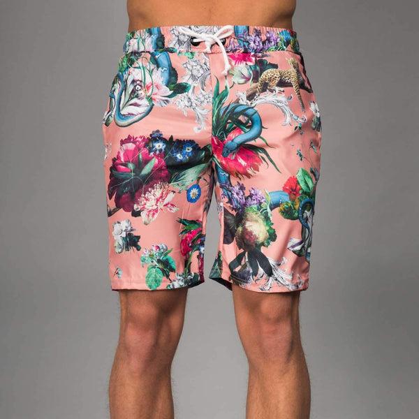 Dominic Short - Pink/ Multi