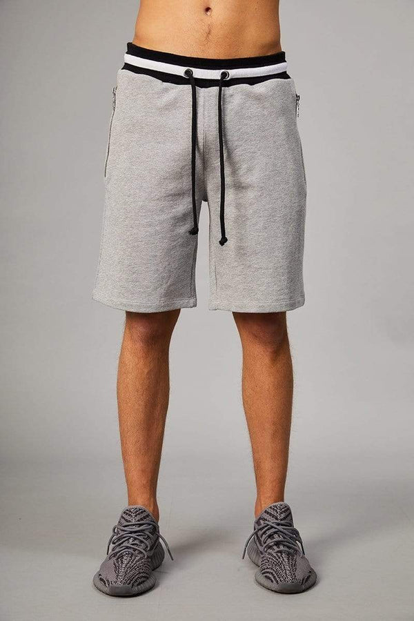 Criminal Damage SHORTS Grey / XS Stadium Shorts