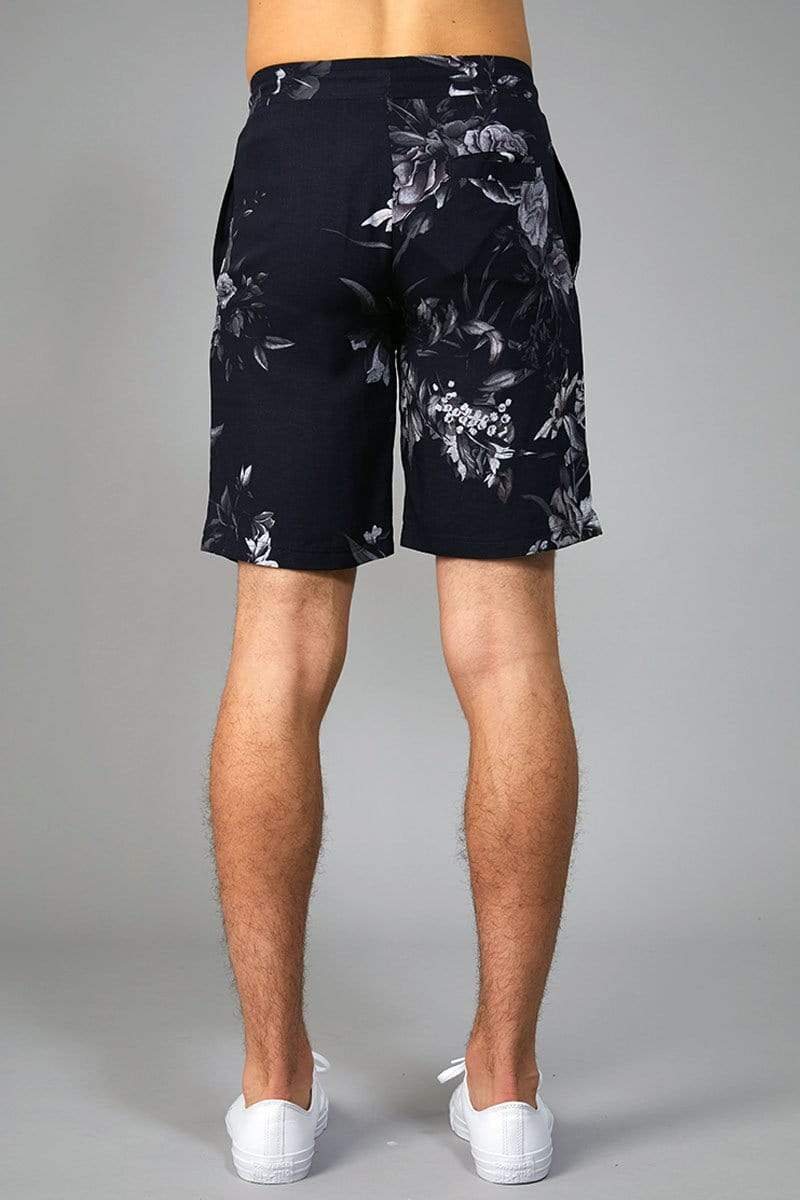 Criminal Damage SHORTS Sinclair Shorts - Black