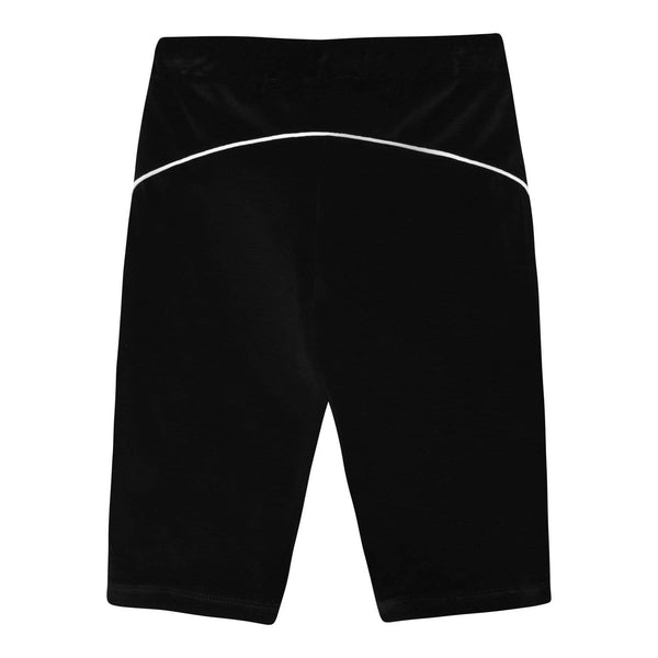 Velour Short - Black