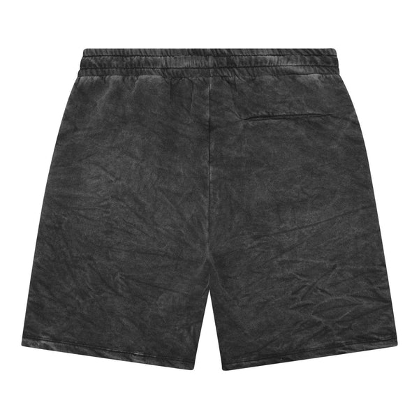 Wave Short - Washed Black