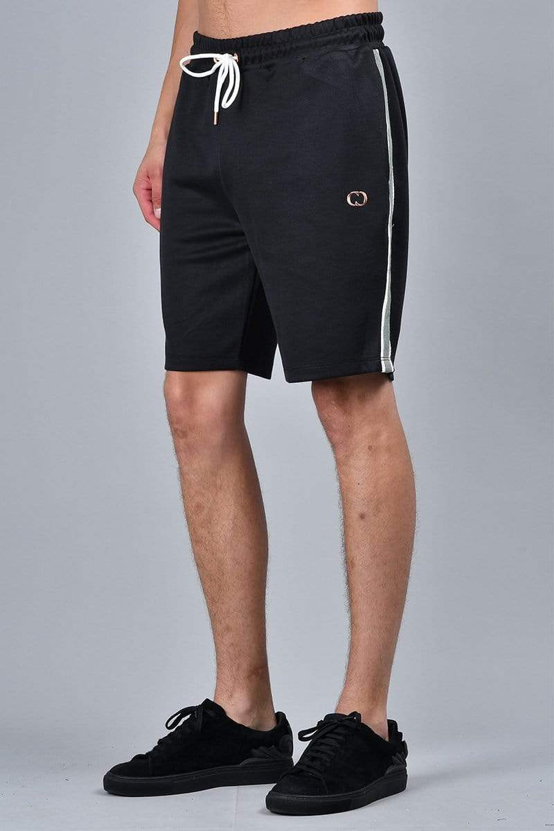 Criminal Damage SHORTS Wise Shorts - Black