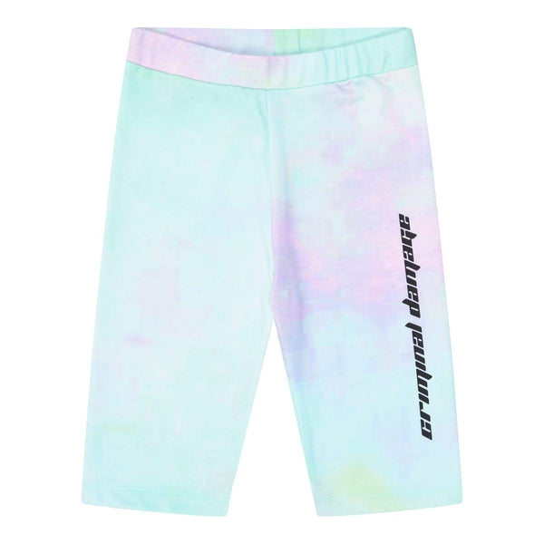 Tye Dye Cycling Short - Multi
