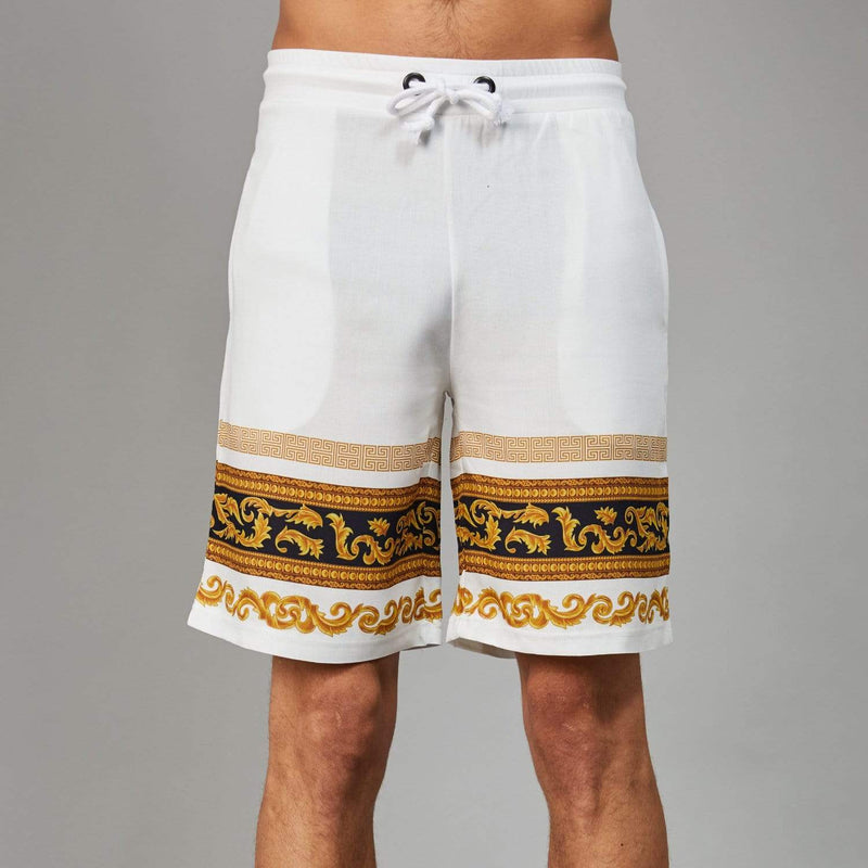 Apollo Shorts - White