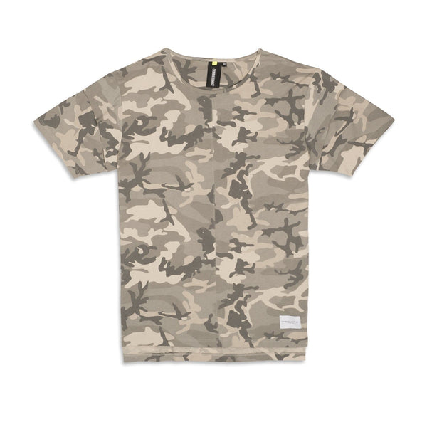 Criminal Damage Store CAMO TEE MULTI - SIZE M