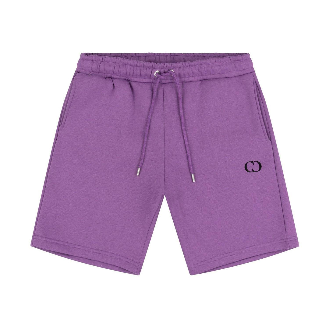 ECO ESSENTIAL RECYCLED SHORT - PURPLE