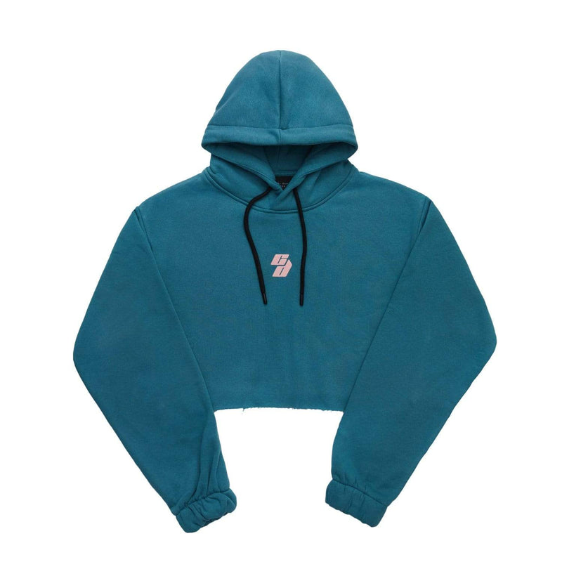 Field Crop Hood - Teal