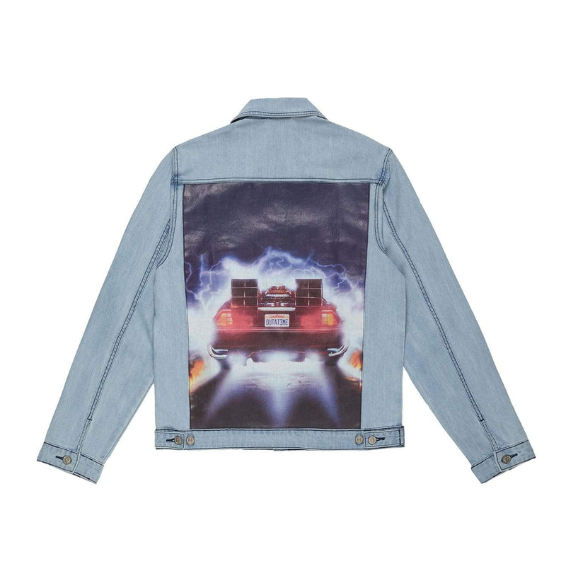 Poster Denim Jacket