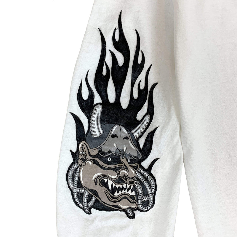 HANNYA LS TOP x CurrieGoat