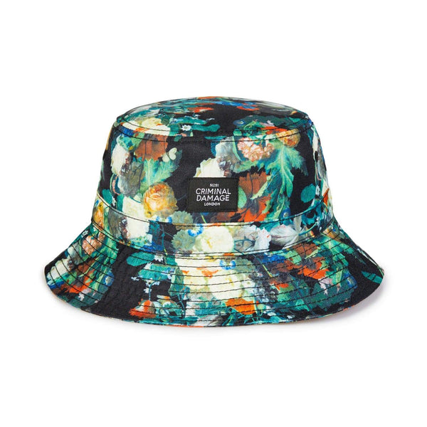 Floral CRUZ Bucket Hat - Multi