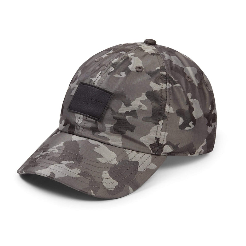 Criminal Damage Store OS Shadow Cap - Camo Grey