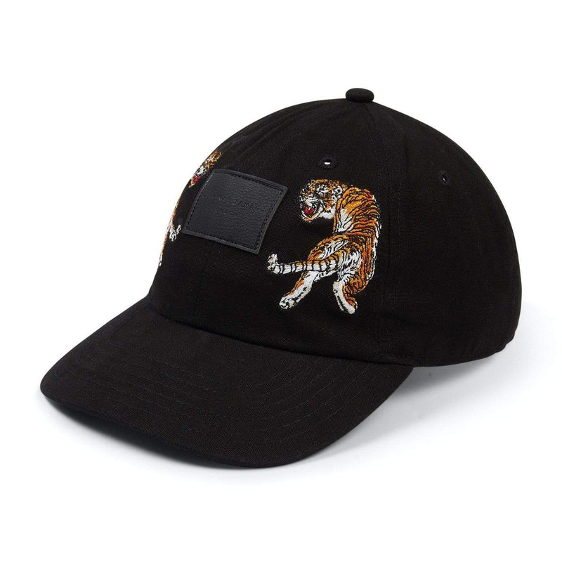 Criminal Damage Store OS Siberian Cap - Black