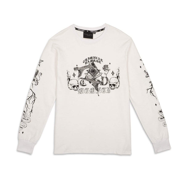 Criminal Damage Store SAMPLE SWEATSHIRT 12 - SIZE M