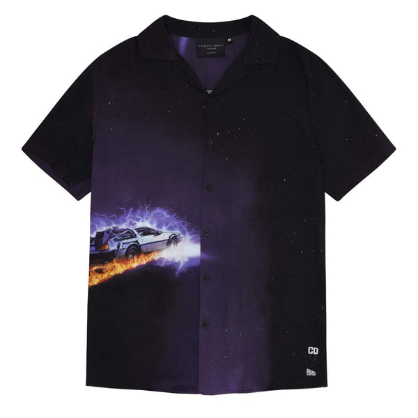 B2TF POSTER  SHIRT- BLACK