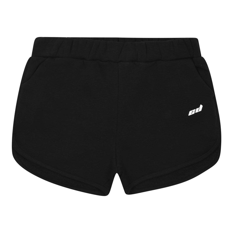 Track Running Short - Black