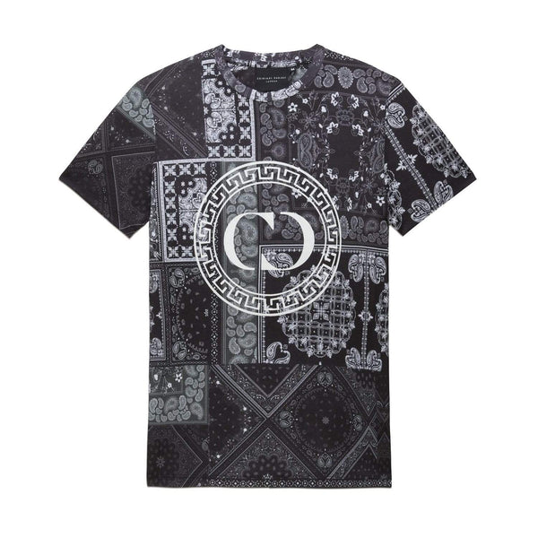 CD Bandana Tee - Black