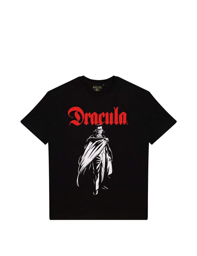 Criminal Damage T-SHIRT Dracula Tee - Black