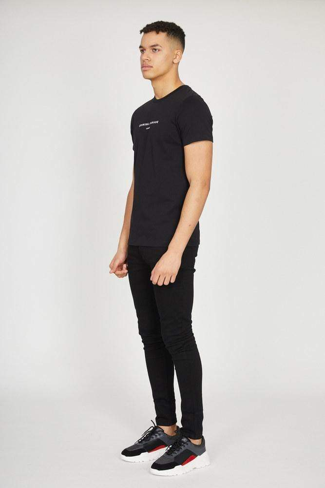 East London Tee - Black