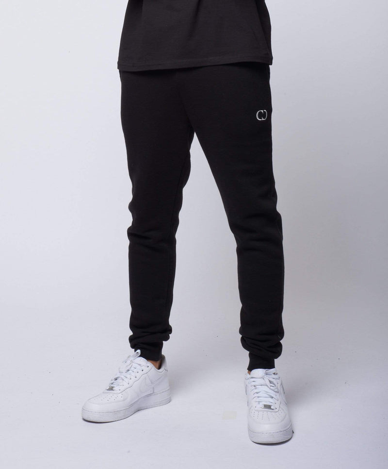 Criminal Damage T-SHIRT Eco Essential Recycled Jogger - Black