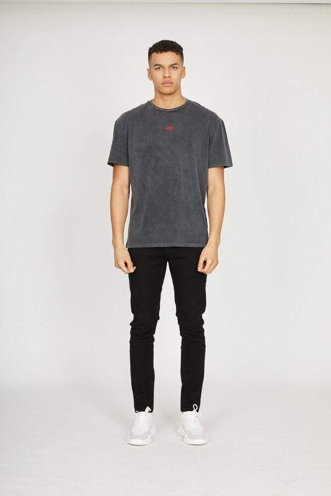 Futures Tee - Washed Black
