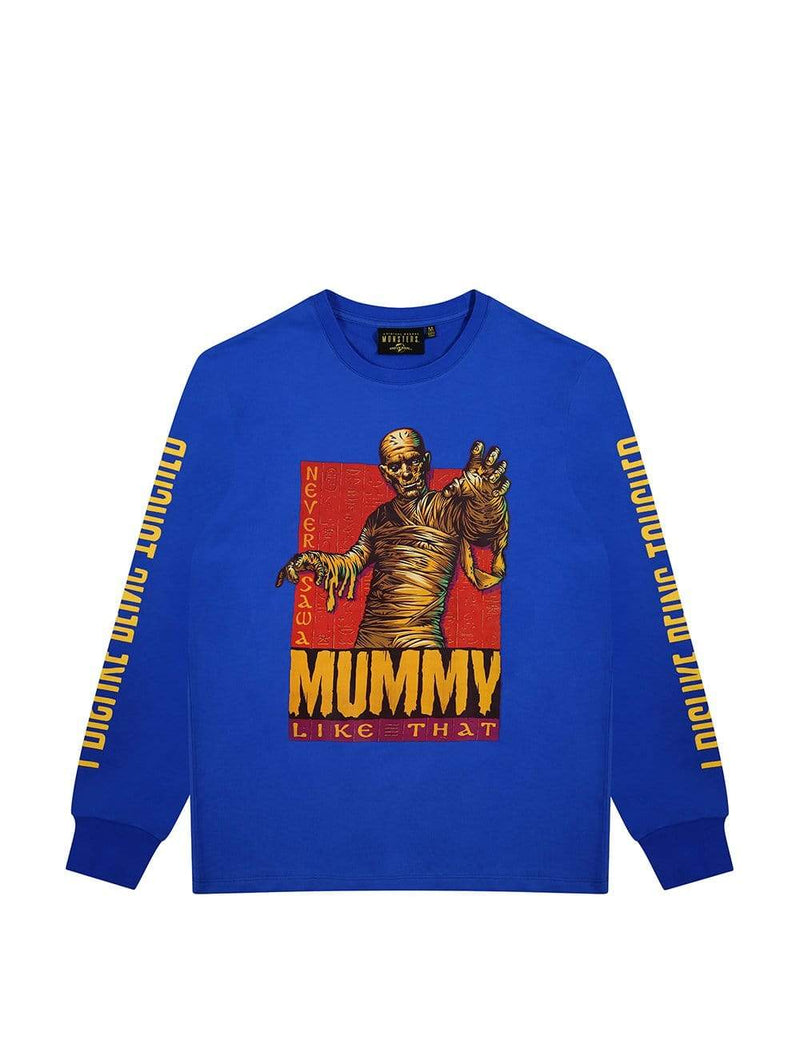 Criminal Damage T-SHIRT Mummy LS Top