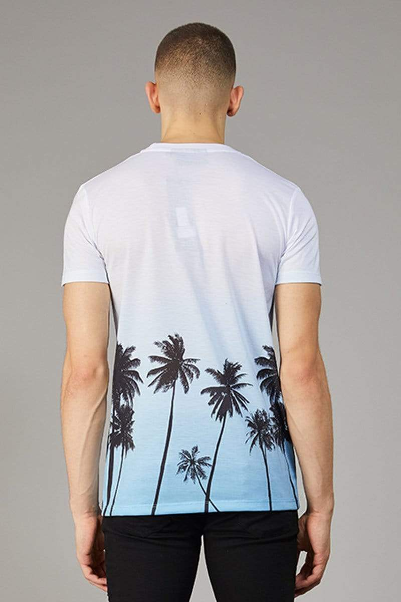 Criminal Damage T-SHIRT Palm Tee