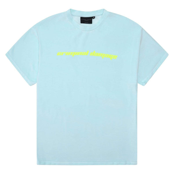 Oversized T-shirt - Mint