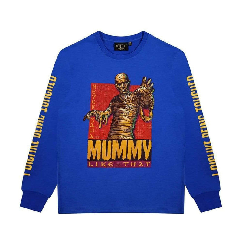 Mummy LS Top