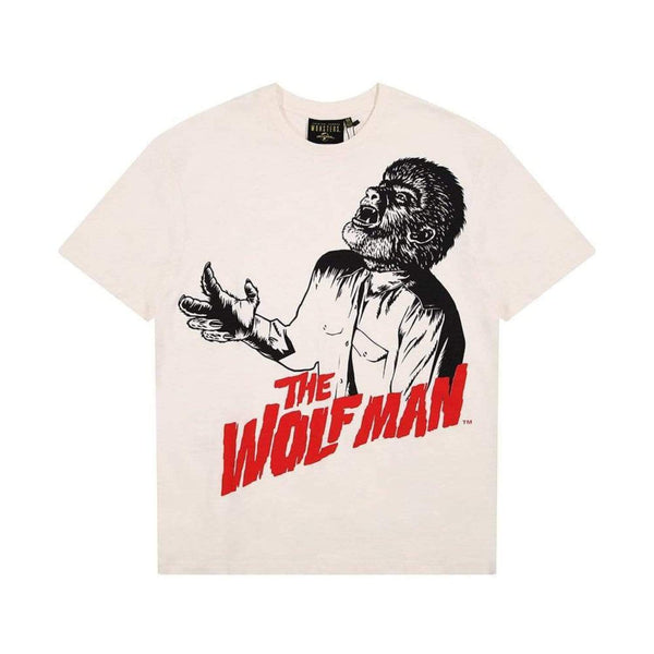 The Wolfman Tee - Off-White
